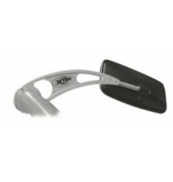 """Monster Tower Monster Tower XTP Mirror Mount with CIPA Style Mirror 2-3/8"""" Round Clamp"""