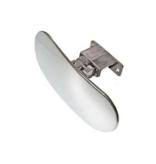 Easterner Skispiegel - Gepolijste bolle lens