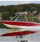 Monster Tower MT2 Polished and Anodized Wakeboard Tower