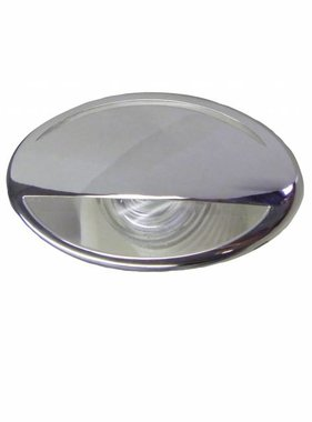 ITC LED Licht, Courtesy, Edelstahl, warmweiß