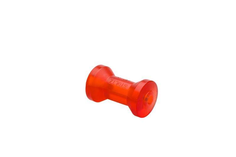 Stoltz Rollers Kielrolle 12,7 cm breit - Ø 1,6 cm Loch