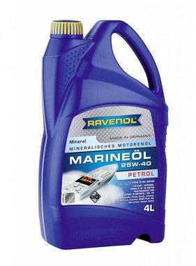 Ravenol Ravenol Inboard Motorolie 25W40 - Mineral 4 Ltr.
