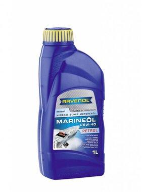 Ravenol Ravenol Inboard motorolie 25W40 - Mineral - 1 Ltr.