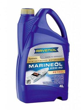 Ravenol Inboard Motorolie 25W40 Synthetic, 4 ltr.