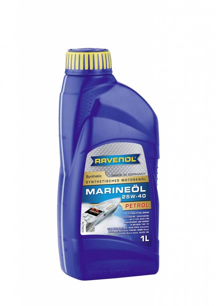 Ravenol Ravenol Inboard motorolie 25W40 Synthetic - 1 Ltr.