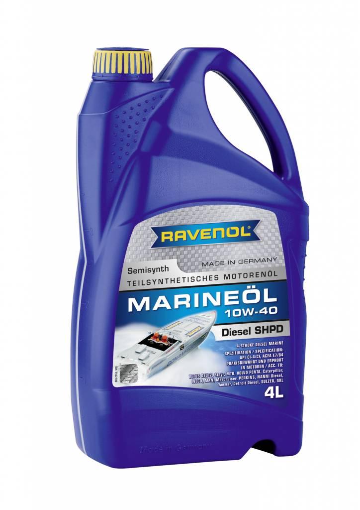 Ravenol Ravenol Dieselolie SHPD SAE 10W-40 - 4 Ltr.