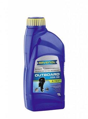 Ravenol Outboard Oil 4 stroke SAE 10W-30, 1 ltr.