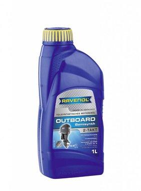 Ravenol Outboard Oil 2 stroke semi-synth, 1 ltr.