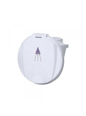 Titan Marine Shower kit - case with sprayer - white