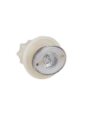 ITC LED-Baitwell-Deckenleuchte, klares Weiß - Volt 10-14