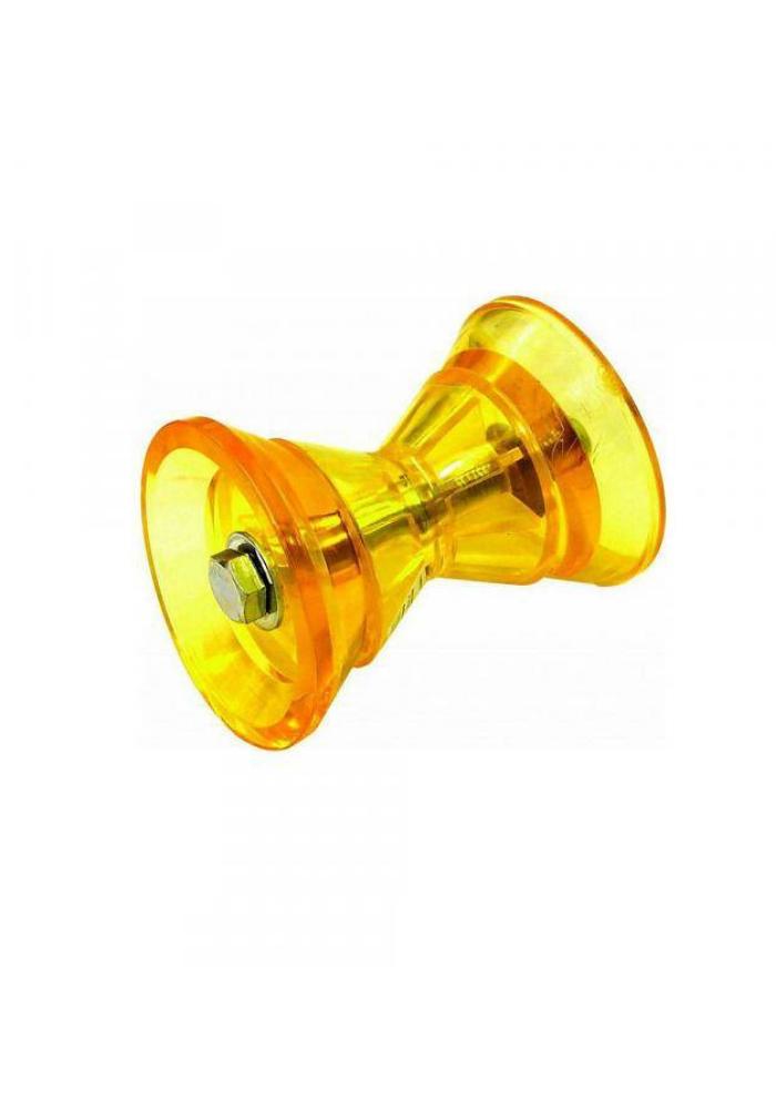 """Poly Super Bugrolle - 4"""" (10,2 cm) - 3 Teile"""