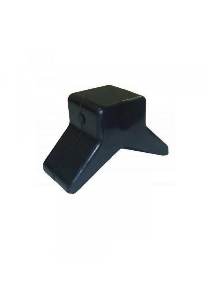 """Titan Marine V-Blok Boegstuk - 2"""" (50 * 50 mm) - Rubber"""