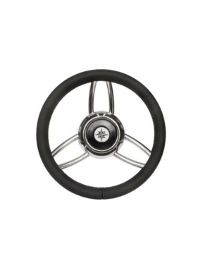 Savoretti Steering wheel T26B/35 - Black - SST - Ø 35 cm