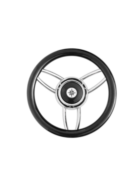 Savoretti Steering wheel T26CF/35 - Black Carbon - Ø 35 cm