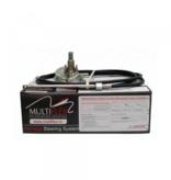 Multiflex Multiflex Stuursysteem Easy connect - 1.8 m t/m 6,1 m