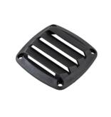 Easterner Transom Vent Nylon Plastic Black