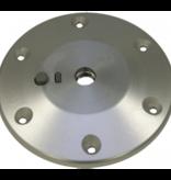 Verstelbare Tafelpoot inclusief vloerbase 50-70 cm