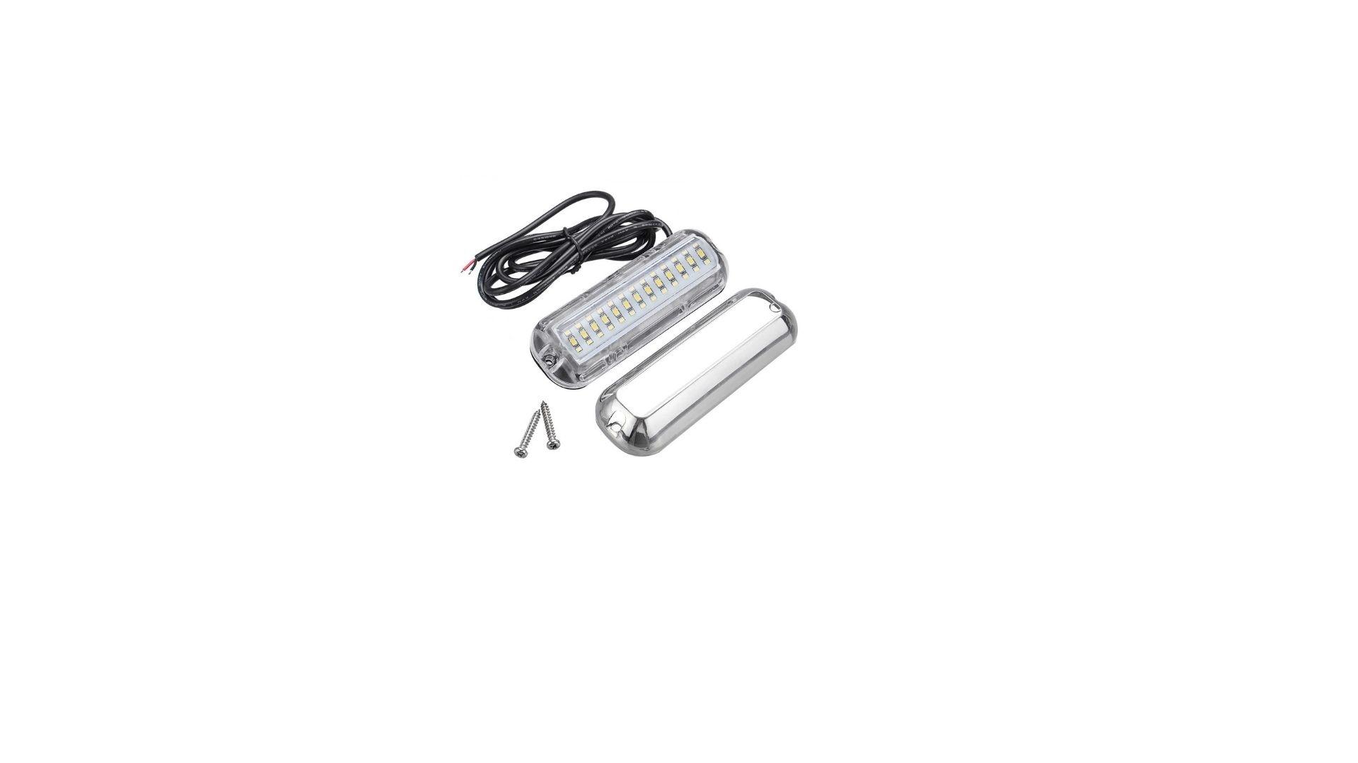 39 LED Underwater Light - White