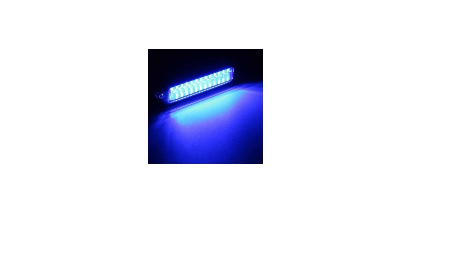 39 LED Underwater Light - BLUE