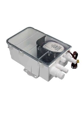 Sea Flo Shower Sump pump system. 750 GPH, 12v.