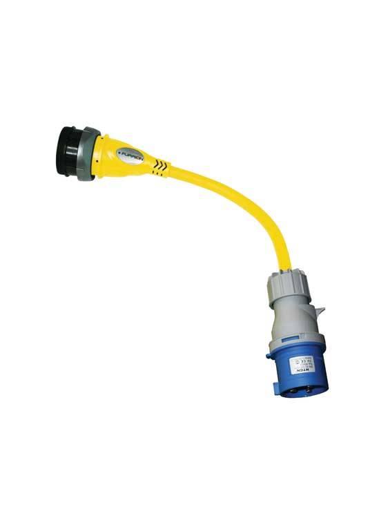 Furrion Furrion Walstroom kabel - 32 amp - 1 mtr