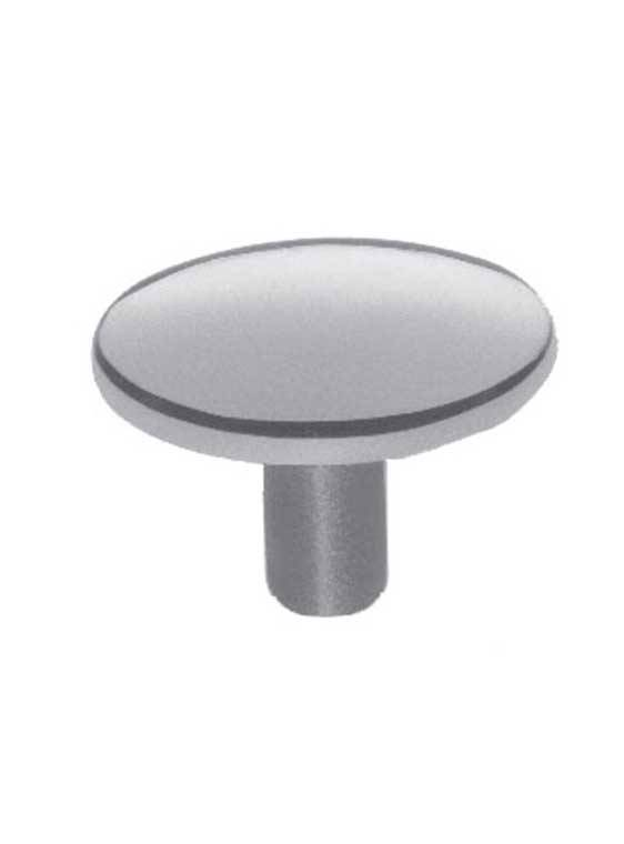 Titan Marine Nachhaltige Punktkappe Edelstahl - Durchm. 15. Schaftlänge 4,4 mm
