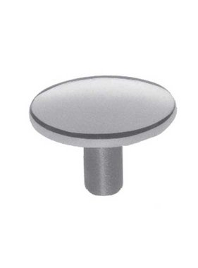 Titan Marine Durable Dot cap SST - Diam. 15. Shaft length 8,0 mm