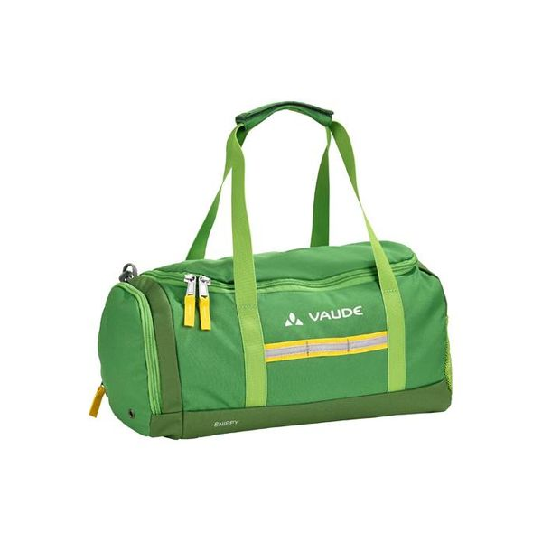 Kinder Sporttas Snippy in Parrot green