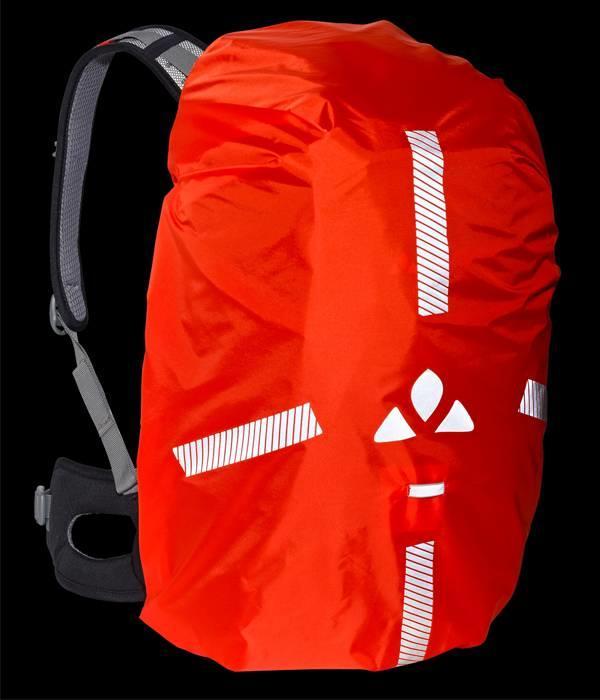 Vaude Vaude Luminum Regenhoes voor rugzak 15-30 liter in Oranje