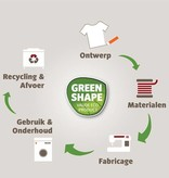 Vaude Gerecyclede Medium formaat koffer Turin M