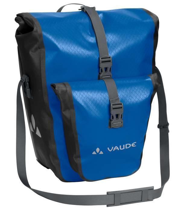 Vaude Aqua Back Plus: Dé waterdichte fietstassen met extra volume vak
