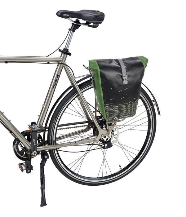 Vaude Unieke fietstas, model  Aqua Back, type Print