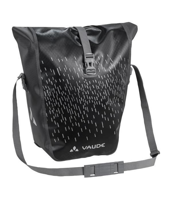 Vaude Unieke fietstas, model  Aqua Back, type Luminum Single