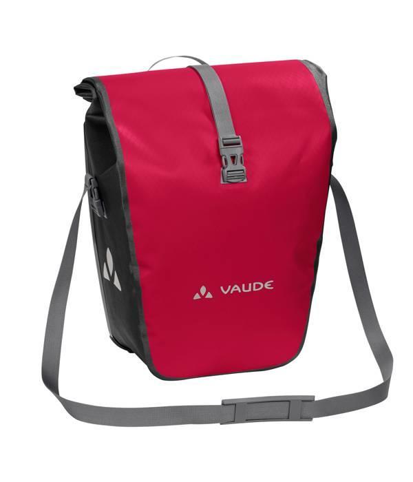 Vaude Vaude's Aqua Back: 2 Waterdichte fietstassen voor een zorgeloze fietsvakantie