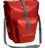 Vaude Aqua Back Plus: 2 Waterdichte fietstassen met extra volume vak