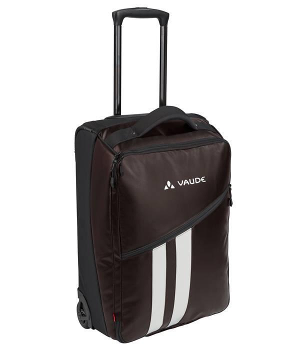 Vaude Rotuma 35, dé waterafstotende handbagage trolley van vrachtwagendoek
