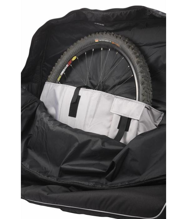 Vaude Big Bike Bag Pro, Black/anthracite