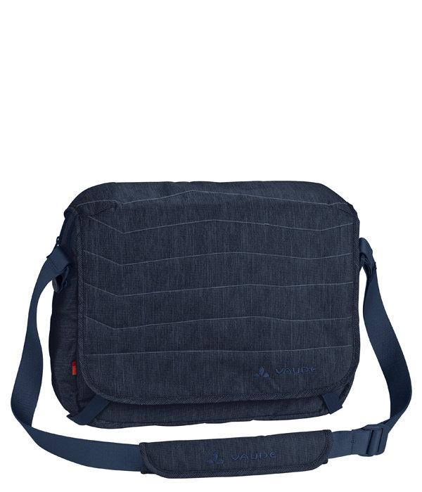Vaude TorPET II: Laptop (15 inch) schoudertas van Petflessen