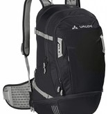 Vaude Bike Alpin 25+5, Black