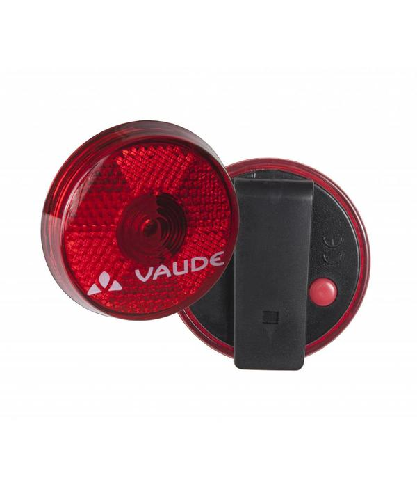 Vaude Fietslampje, in 2 standen, wordt je mee gezien!