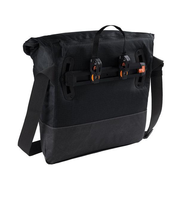 """Vaude CityMe Bike: Fiets- maar ook messenger tas voor 13""""laptop"""