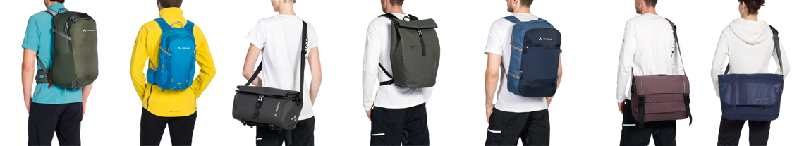 Dé webwinkel voor al je tassen van Vaude