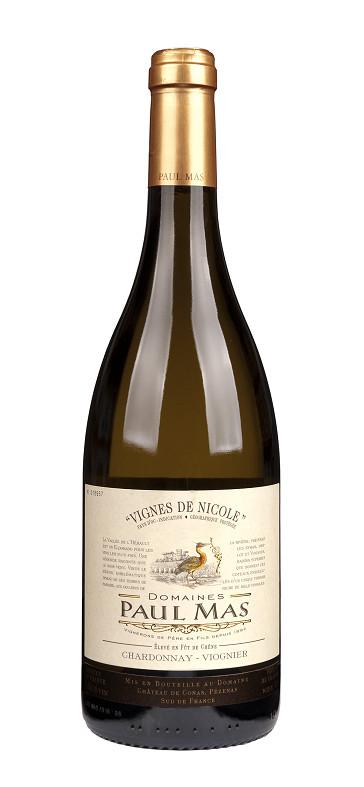 Mas, Paul - Languedoc 2017 Vignes de Nicole Chardonnay/Viognier Languedoc IGP, Paul Mas