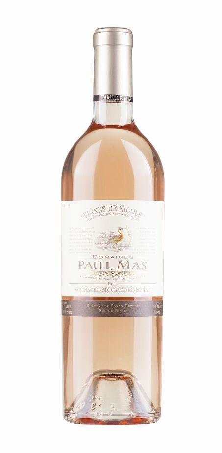 Mas, Paul - Languedoc 2019 Rosé Vignes de Nicole, Paul Mas Languedoc IGP