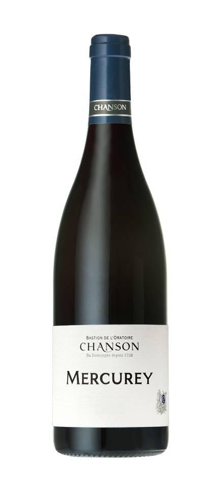 Chanson Père & Fils, Burgund 2017 Mercurey rouge, Chanson
