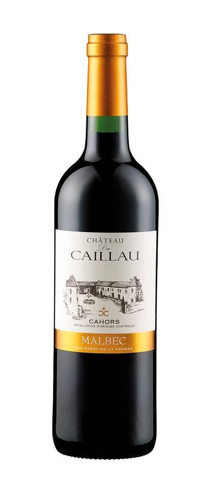 Caillau, Château du - Cahors 2018 Cahors AOC Malbec Château du Caillau