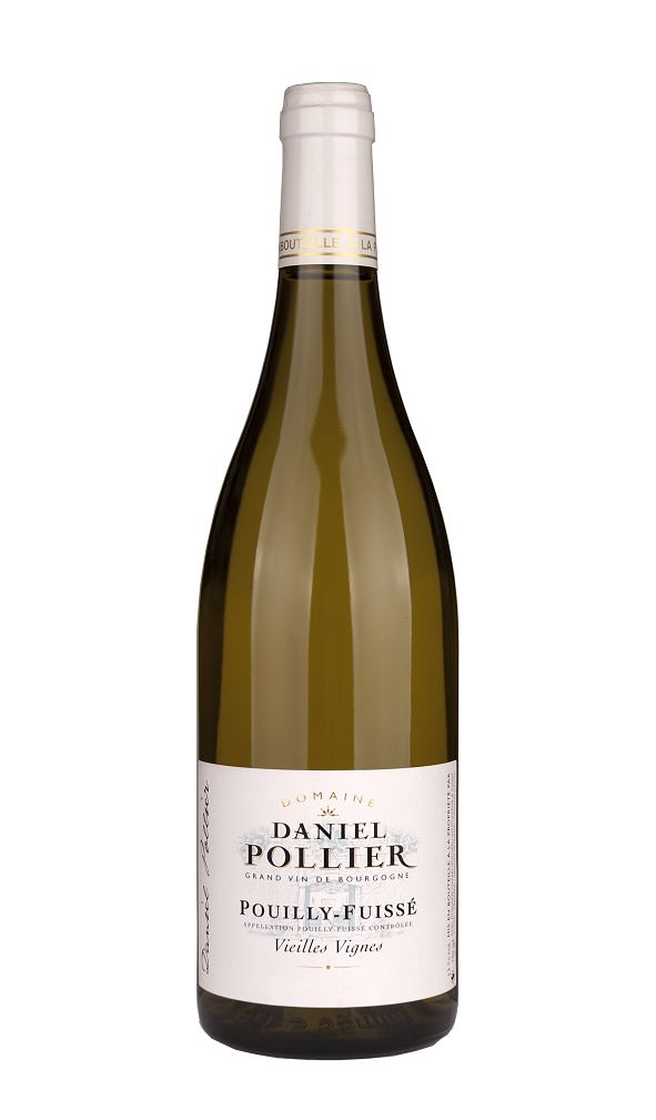 Pollier, Domaine Daniel - Burgund 2017 Pouilly-Fuissé Vieilles Vignes, Domaine Pollier