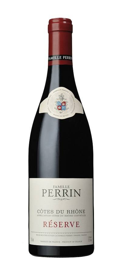 Perrin, Rhône 2018 Côtes-du-Rhône Réserve rouge, Famille Perrin