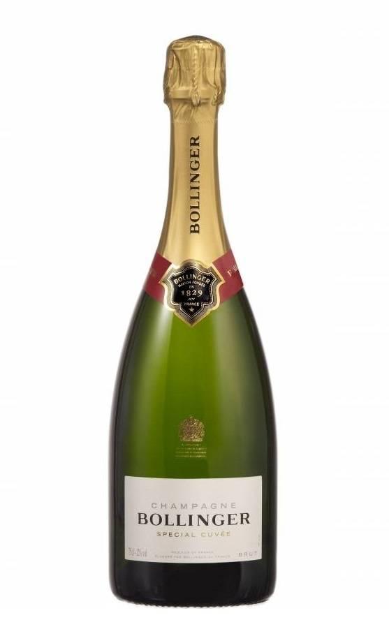Bollinger, Champagne  Champagne Bollinger Special Cuvée brut 0,75L