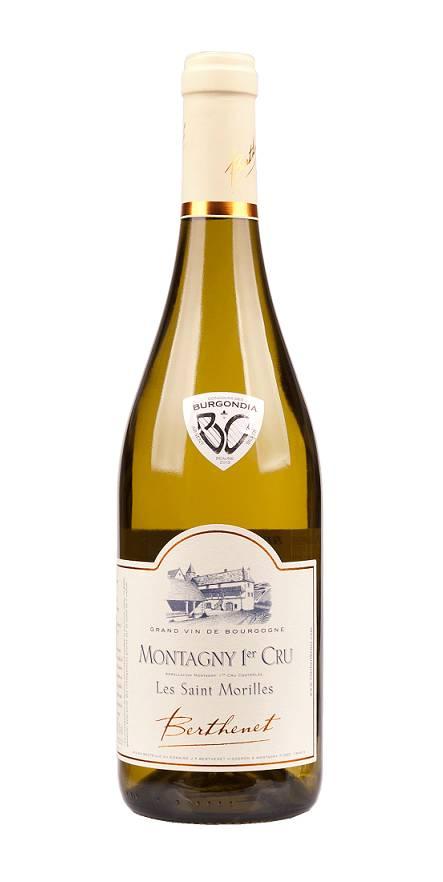Berthenet, Domaine - Burgund 2015 Montagny blanc 1er Cru Saint Morille, Berthenet